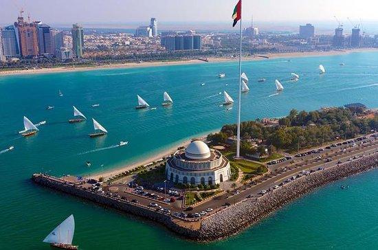Bytur i Abu Dhabi Landemerker