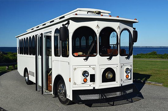 Beste van Newport Trolley Tour