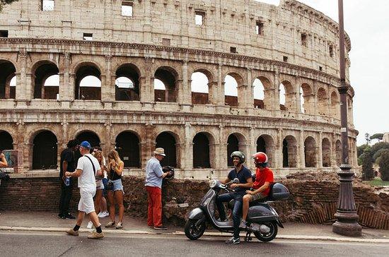 3-hour Private Vespa Tour of Rome