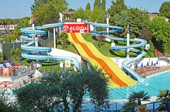 Hydromania Water Theme Park with...
