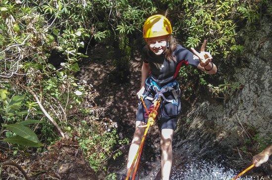 Canyoning à Gran Canaria