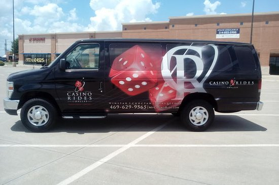 Visite privée au casino Choctaw...