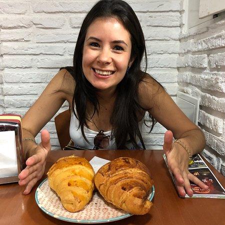 Pastelería auténtica !!! Para desayuno 🔝