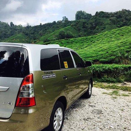 Malaysia Taxi Service