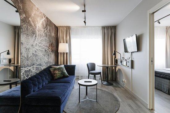 Sollentuna, Swedia: Guest room