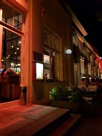 Great brewpub and restaurant