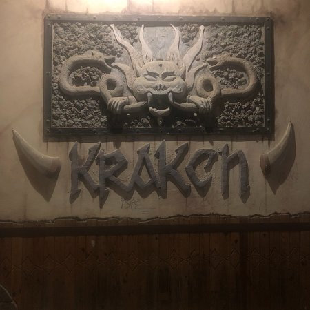 Kraken Rock Bar