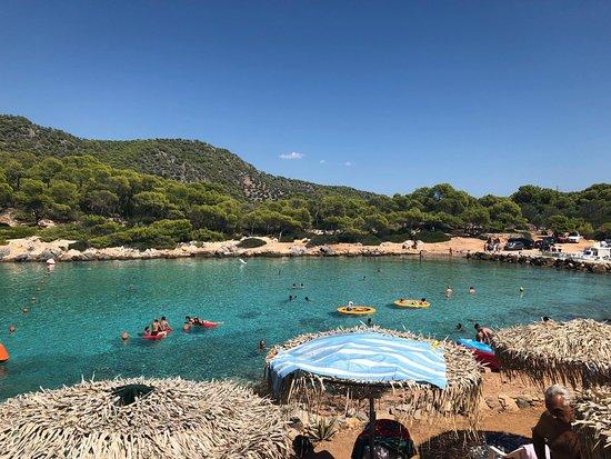 Aponisos Beach