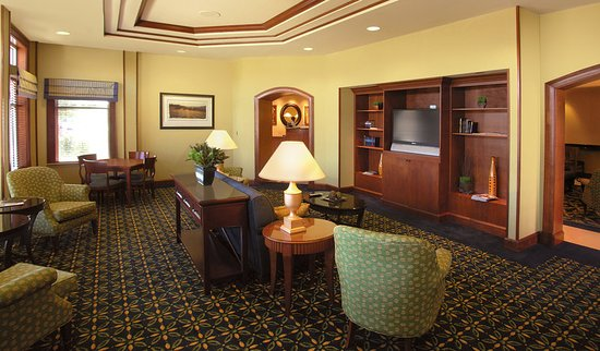 Residence Inn by Marriott Chesapeake Greenbrier: Lobby