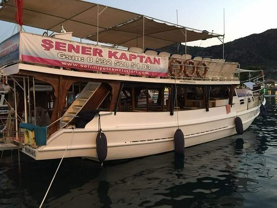 Selimiye tekne turu