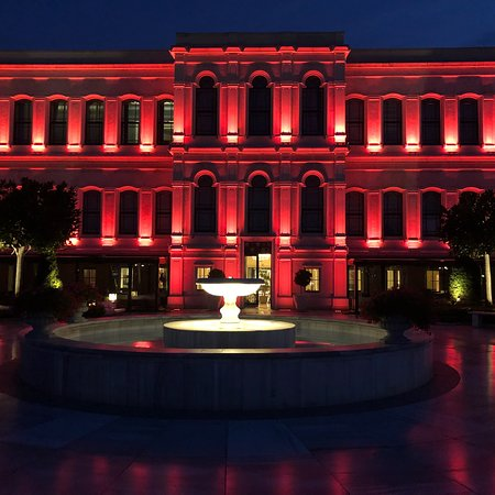 Why not stay in an Ottoman-era Palace while in Istanbul
