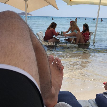 Zio Beach Alacati: photo1.jpg