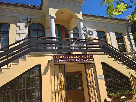 Ethnographic museum Burgas