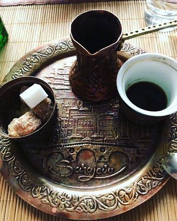 Balkanski Dvorik: Кофе по домашнему - прекрасен