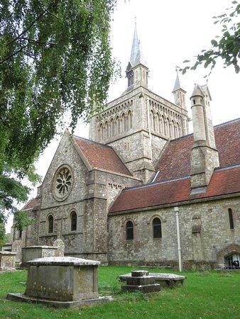 Whippingham, UK: St Mildred's Church - exterior