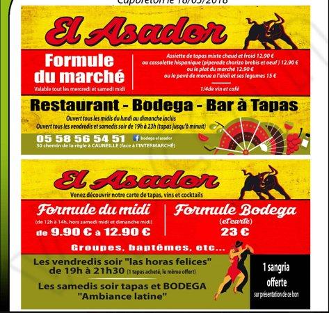 Cauneille, ฝรั่งเศส: flyers