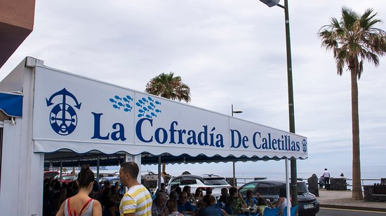 imagen La Cofradía de Caletillas en Candelaria