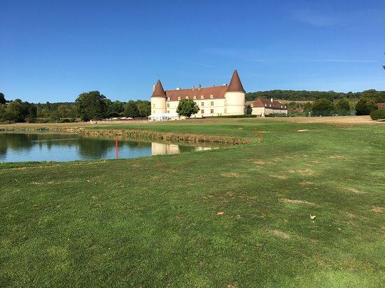Exclusiv Golf Chateau de Chailly
