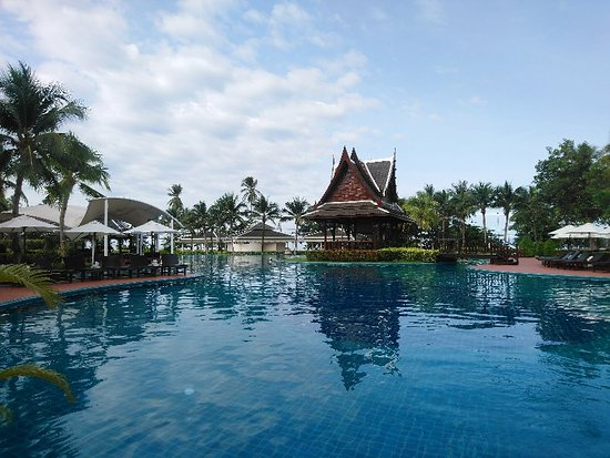 Great hotel for relaxing vacation in Krabi!