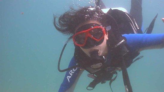 Bintan, Indonesia: Diving trip