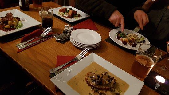 Vegetarian Restaurant Snowdonia
