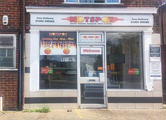 Hotspot Kebab House Norwich Restaurant Reviews Photos
