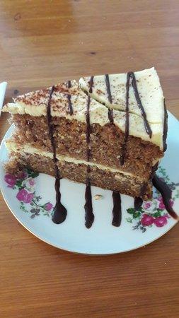 Oulton Broad, UK: Carrot Cake