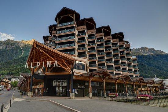 Alpina Eclectic Hotel, hôtels à Chamonix