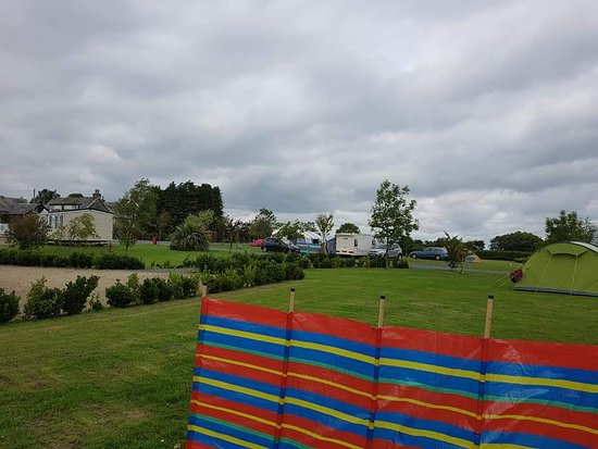 Whithorn, UK: Lovely well kept site.