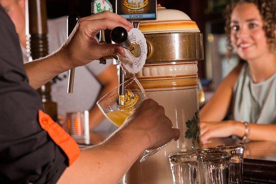 Deurningen, Holandia: 9 bieren van de tap, ruim 60 van de fles. #biercafe