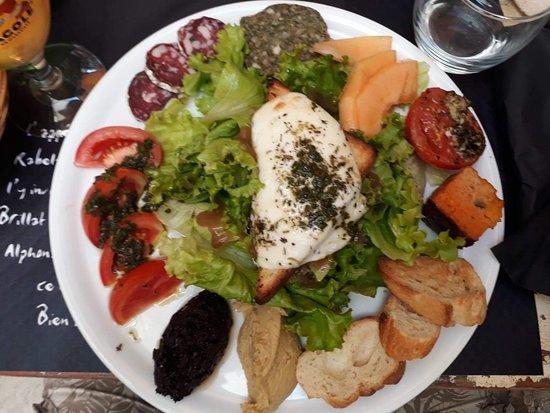 Assiettes provençales
