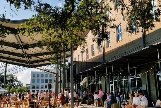 The Dockery S Pavilion And Outdoor Bar