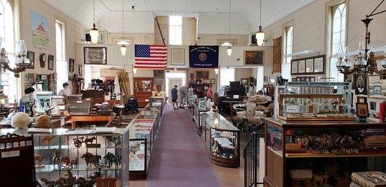 Peshtigo, Wisconsin: Peshtigo Fire Museum, Peshtigo, WI, August 2018