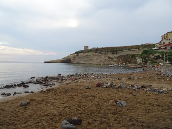 Cuglieri, Italia: Spiaggia di Santa Caterina di Pittinuri