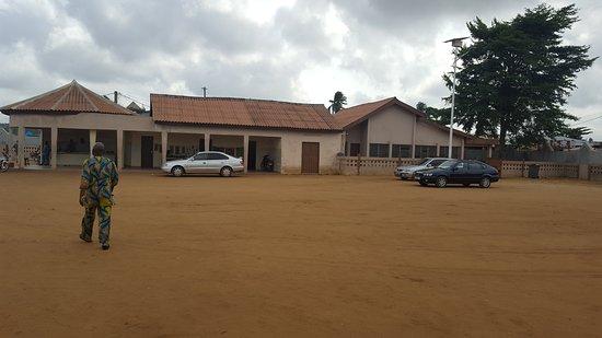 Ganvie, Benin: Bureaux où prendre les guides et tickets de bateaux