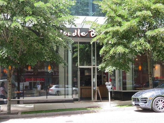 Asiatisk Noodle Bar Sentrum