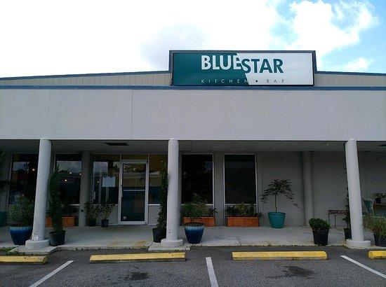 Bluestar Kitchen Bar in Leland, NC.