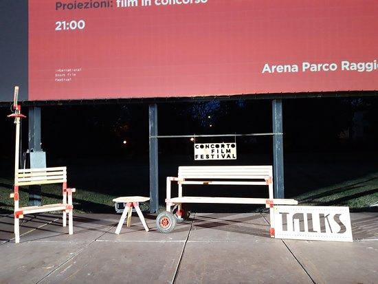 Pontenure, Italien: Concorto a Parco Raggio