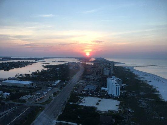 Turquoise Place: Sunrise over Orange Beach