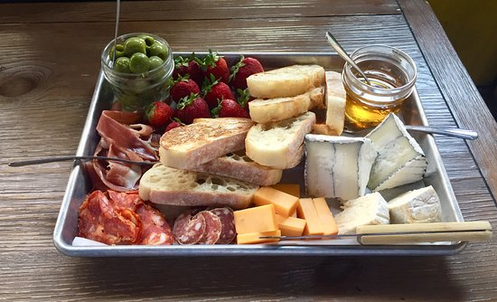 Kingston, PA: Cheese and Charcuterie $22