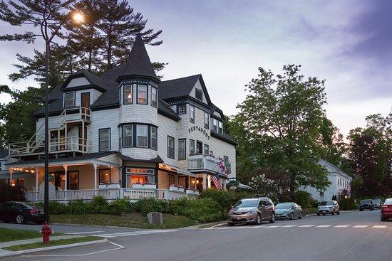 Pentagoet Inn Restaurant In The Heart Of Castine Maine