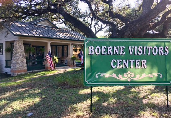 ‪Boerne Visitor Center‬