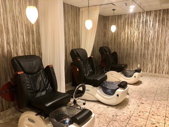 Гринсборо, Северная Каролина: Spa Salon