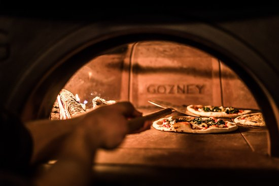 Wood Fired Pizza Oven Picture Of Bath Pizza Co Tripadvisor