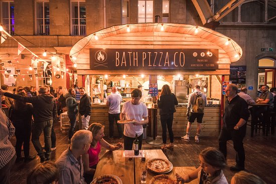 Summer Evenings Picture Of Bath Pizza Co Tripadvisor