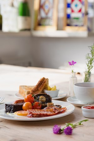 Low Newton, UK: Cumbrian Breakfast