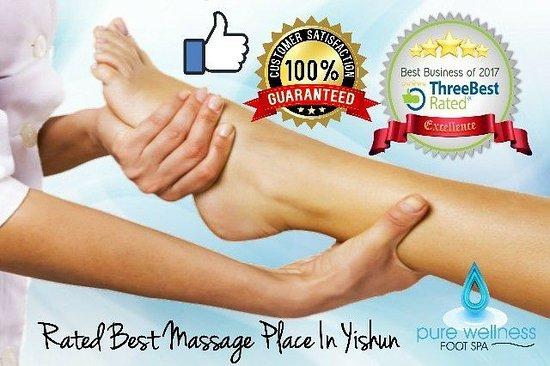Pure Wellness Foot Spa