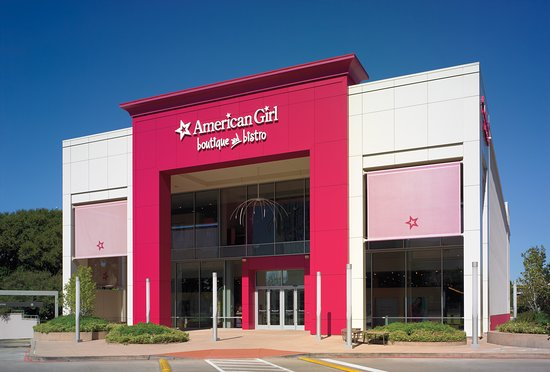 American Girl Boutique And Bistro Dallas Menu Prices
