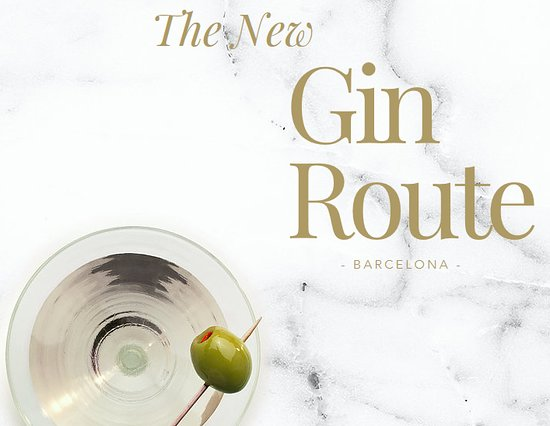 Gin Route BCN