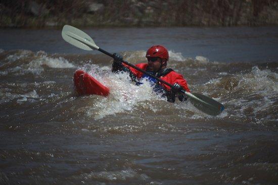 Hampton Inn and Suites Craig: Yampa River - water fun near the hotel